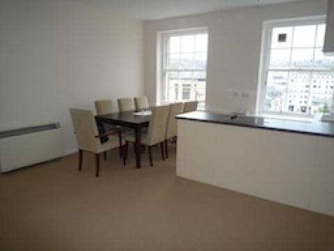One bedroom property to let, Henderson Row, New Town