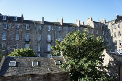 One bedroom property to let, Cumberland Street, New Town