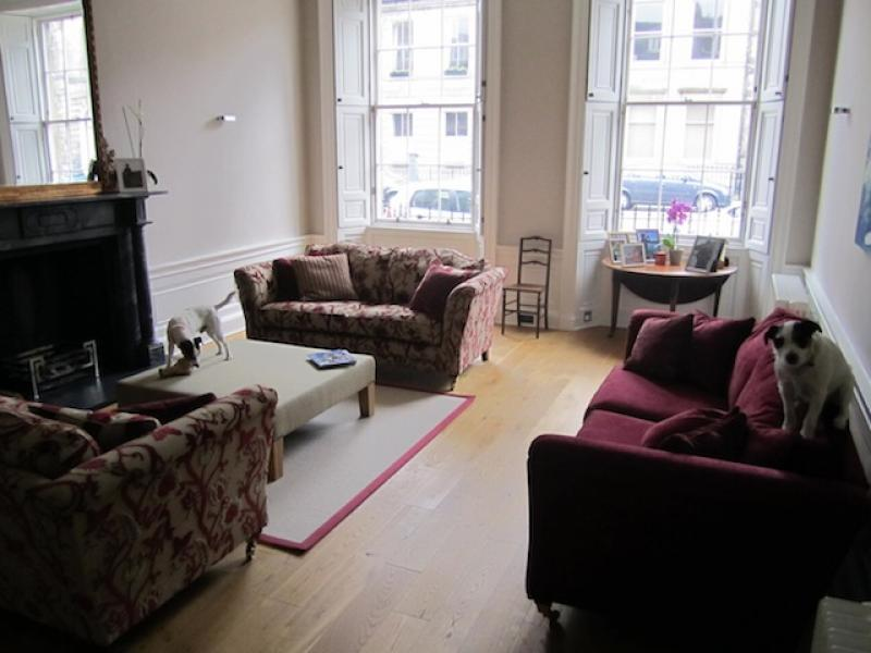 Five bedroom property to let, Albany Street, New Town