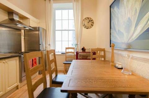 Four bedroom property to let, Lothian Street, Old Town