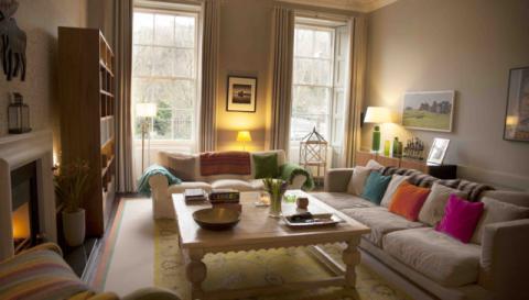 Five bedroom property to let, Dean Terrace, Stockbridge