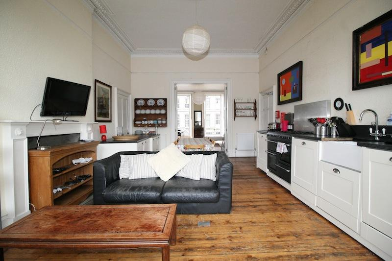 Five bedroom property to let, Annandale Street, New Town