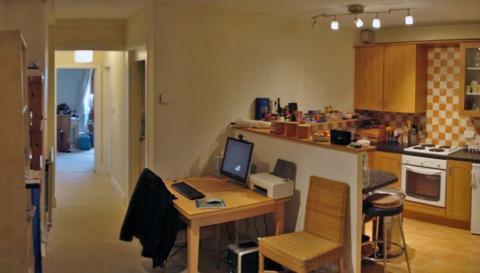 One bedroom property to let, Clarence Street, Stockbridge