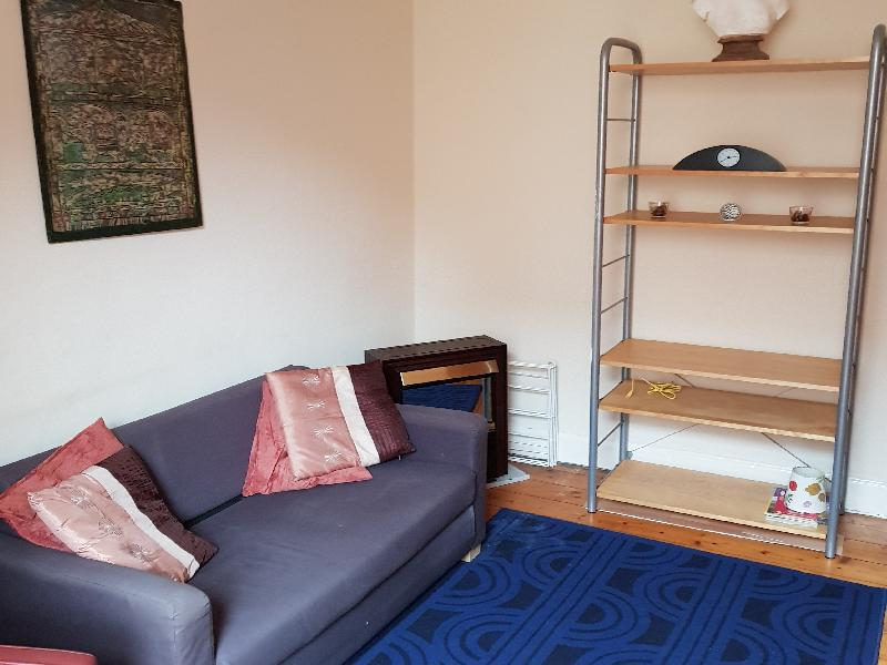 One bedroom property to let, Tarvit Street, Tollcross