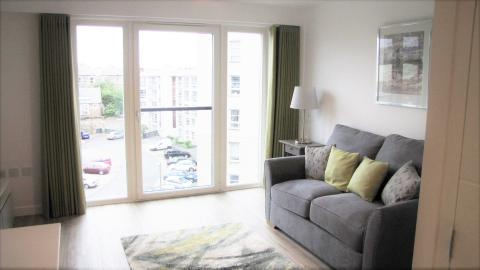 One bedroom property to let, Couper Street, Leith
