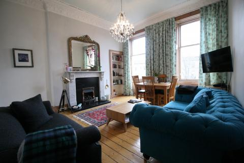 Two bedroom property to let, Bellevue Crescent, New Town