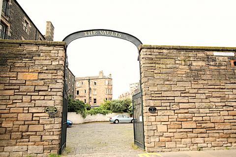 The Vaults, Giles Street, Leith