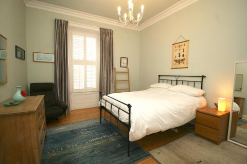 One bedroom property to let, Inverleith Gardens, Inverleith