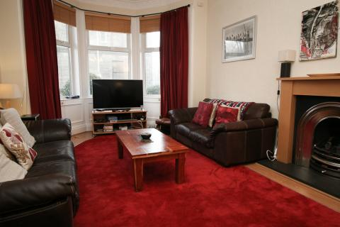 Three bedroom property to let, East Claremont Street, New Town