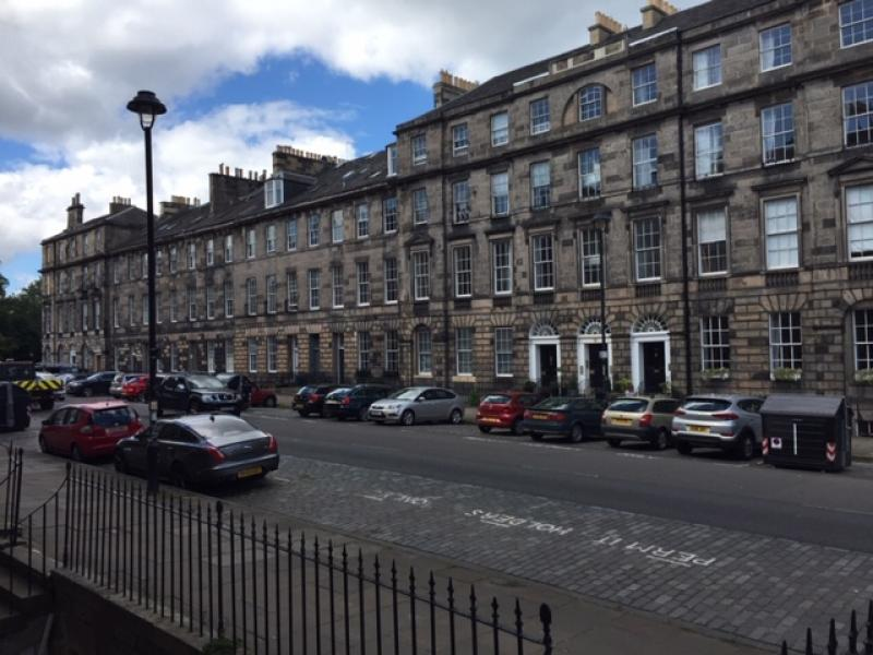 Five bedroom property to let, London Street, New Town