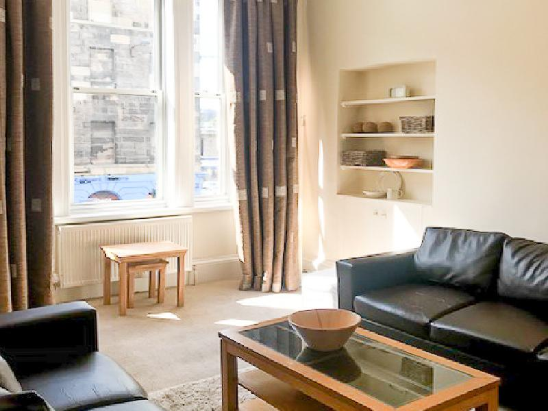 Two bedroom property to let, Brougham Street, Tollcross