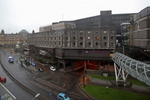 The 1970s St James Centre, now demolished