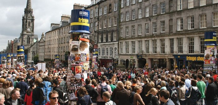 The Edinburgh Festival – What's Your Area's Festival Income?