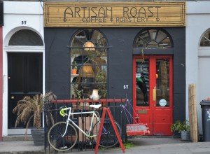 artisan roast coffee