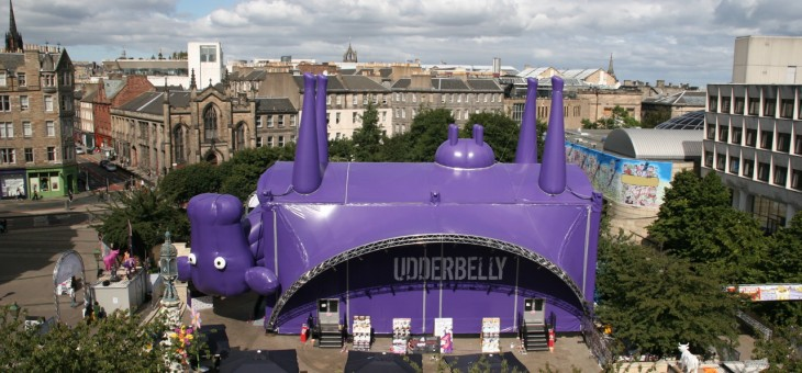 The Big Four Edinburgh Fringe Venues