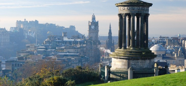 What is Edinburgh's Relationship with Airbnb?